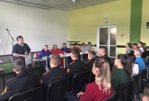 Встреча студентов БГПУ с олимпийскими чемпионами